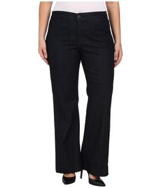 Learn which jeans look best on an apple body shape, including tips on tummy flattening denim brands and styles that flatter an apple figure best.: Trouser Jeans