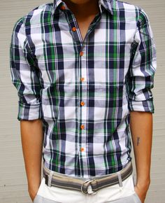 21st Urban Outfit - PLAID SHIRT NO2- I hate to say it.. but I love this plaid shirt