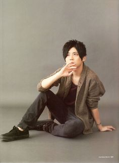 Kaji Yuki in Cool Voice Vol Part I Do not repost my scans anywhere Asian Men, Asian Guys, Beautiful Voice, Voice Actor, The Voice, Idol, Japanese, Actors, Love
