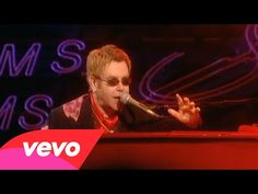 Elton John I Guess That's Why They Call It The Blues (Subtítulos español) - YouTube