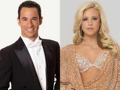 """""""Dancing with the Stars: All-Stars"""" Couples Announced: Helio Castroneves & Chelsie Hightower"""