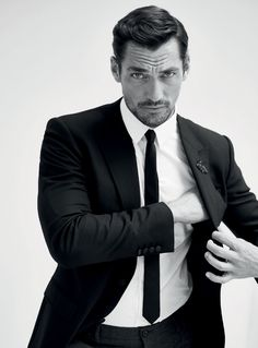 "David Gandy for GQ Turkey October 2016 "" Perfect DNA"" 