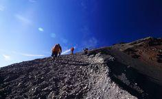 Mount Rinjani HD Wallpaper