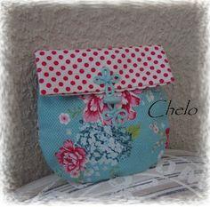 """El rincón de Chelo: Tutorial- """"Flowerpatch Purse"""" de Tilda...."""