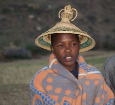 The Basotho people also known as Sotho, are Bantu people of the Kingdom of Lesotho (lusō& an enclave within the Republic of South Africa. African Life, African Culture, The Rite, Ethnic Design, African Tribes, Yesterday And Today, My Heritage, African Attire, Africa Travel
