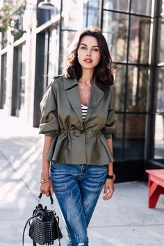 FAVORITE FALL TOPPERS VIA GOODNIGHT MACAROON | VivaLuxury | Bloglovin'