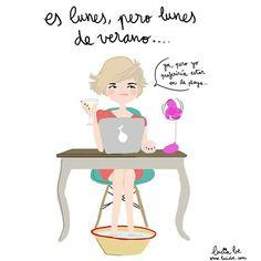 Lunes #dias #quotes