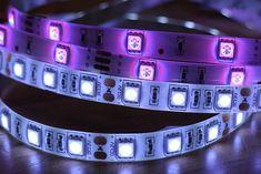 White -3M Adhesive Bulk Packaging Heise 9.84/' LED Strip Light