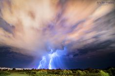 Albuquerque Lightning by Knate Myers on 500px