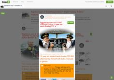 flygcforum.com ✈ FLIGHT CREW KIDS ✈ 15 year old student lands Boeing 737-800 ✈