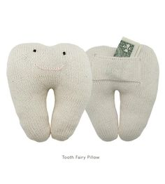 Tooth Fairy Pillow / Oeuf