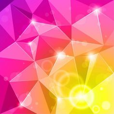 abstract bright background vector illustration bright background vector background geometric wall abstract backgrounds