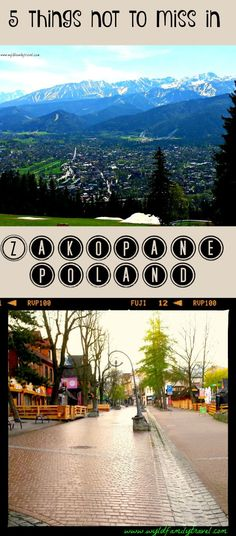 Zakopane is an amazing town in the Tatra Mountains of Southern Poland. We explore 5 things not to miss in Zakopane