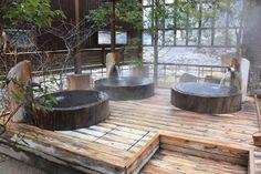 杖立温泉 Tsuetate hot spring