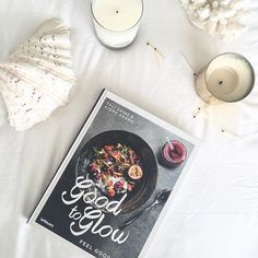 Spring inspired Summer recipes from our book goodtoglowthebook