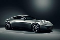 James Bond's New Aston Martin DB10 in Action | Video