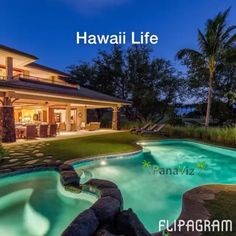 """Living in Hawaii.  Architectural Photography by @PanaViz #resortphotography #hawaii #vacationrentalphotography #luxuryhawaiirealestate #luxuryhawaii #luxurytravel #vacation #panaviz #exteriorphotography"