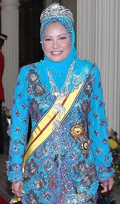 Tuanku zara wedding