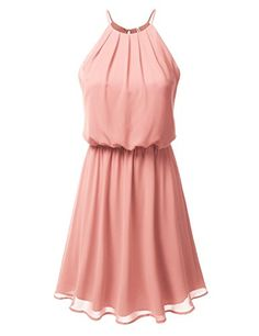 DRESSIS Double Layered Chiffon Mini Dress PEACH M DRESSIS https://www.amazon.com/dp/B06XDX31G7/ref=cm_sw_r_pi_dp_x_Hia3yb3AC5MMX