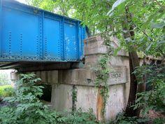 "New York and Putnam Railroad ""Old Put"" bridge"