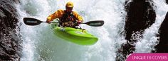 Water Canoe Sports Facebook Cover