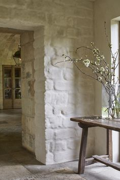 Wall Finishes, French Interior, Stone Houses, Decoration, Home Remodeling, Interior And Exterior, Architecture Design, Sweet Home, Interior Decorating