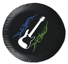 Vinyl Tire cover. Durable and weather resistant. 6D Watermark will NOT be on the actual cover! :)  Individual sizes available up to 34. Not a generic one size fits all cover!  Most covers are customizable. Feel free to ask about changing a color or font to make it perfect for you! Custom orders are ok too!  To aid in installation, place a trash bag over your spare tire prior to installing the cover. This will help ease the cover over the tire as well as keep the inner lining of the cover…