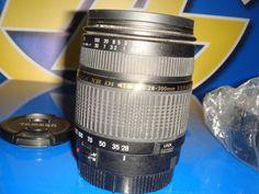 Objetivo Tamron 28-300 mm. montura Canon mm. 1:3,5/6,3 luminosidad  buen estado