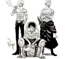 Trio Monstro