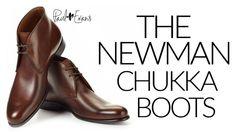 The Newman - Chukka Boots