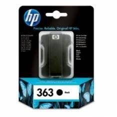 CARTUCHO TINTA HP 363 C8721EE  NEGRO 6ML 8250/ 3210/ 3310