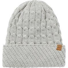 Billabong Men's Hill Beanie Accessory, -grey heather, ONE - I Crochet World Mens Beanie Hats, Crochet World, Surf Outfit, Swimwear Brands, Hats For Men, Billabong, Knitting Patterns, Crochet Hats, Crocheting