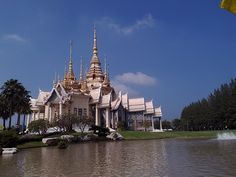 Luang Phor Toh Temple, Thailamd