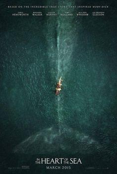 Heart of the sea - Ron Howard #comingsoon