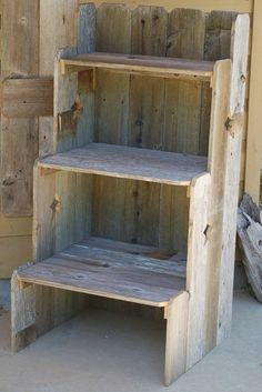Make from pallets?