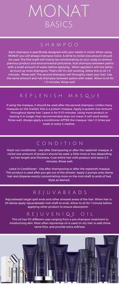 This is a great quick breakdown of Monat! And a few before and afters! Are you ready to see what it can do for you? Message me or comment below and we will get you started on the perfect products to benefit your hair