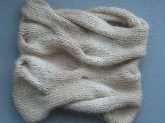 Ravelry: knitomatic's burberry cowl