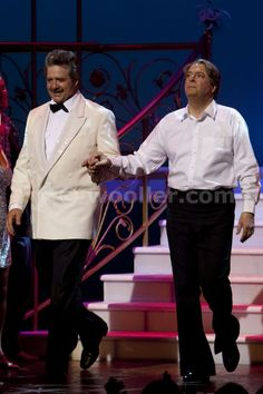 ... aux folles at the playhouse theatre, london, england on 11th may 2009