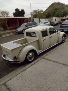 She's a beauty : Volkswagen