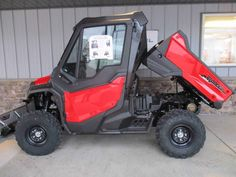 New 2016 Honda Pioneer™ 1000 EPS ATVs For Sale in Minnesota. GET THIS NEW 2016 HONDA PIONEER 1000-3 WITH POWER STEERING AND LOADED PREMIUM CAB COMPONENTS, HEATER, WINDSHIELD WIPER, WINCH, AND KOLPIN PLOW SET UP NOW ON SALE for $ 21,495.00 AT CAROUSEL MOTORSPORTS IN DELANO. MSRP on this machine  as equipped is $ 24,399.00 + $ 750.00 destination charge. The outdoors is meant to be explored. The highest hills, the deepest canyons, and the farthest reaches of the forests all lie in wait. The…