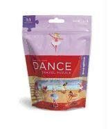 """Travel Puzzle - Dance Studio by Crocodile Creek. $10.16. Illustration by Valeria Docampo. Re-sealable storage pouch. 100 pieces. Finished puzzle measures 8"""" x 12"""". Crocodile Creek Travel Pouch Puzzle/DanceOur unique, resealable package design has made these puzzles instant best-sellers.Product Measures: 8""""x12""""Recommended Ages: 5 years & up"""