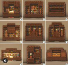 Minecraft Banner Designs, Minecraft Interior Design, Minecraft House Tutorials, Minecraft House Designs, Minecraft Decorations, Minecraft Tutorial, Minecraft Architecture, Minecraft Crafts, Cute Minecraft Houses