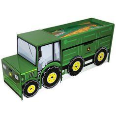 John Deere Toy Box