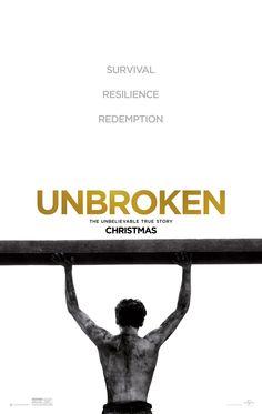 Unbroken movie review.