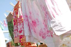 How I`d like my laundry to look on the line! Country Girl Life, Country Girls, Homekeeping, Girls Life, That Look, Laundry, Home Decor, Laundry Room, Decoration Home