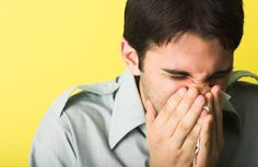 Wet sneeze- get your hands wet and pretend to sneeze while flicking your hand toward someone.