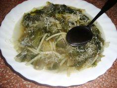 Soupe à la scarole Japchae, Ramen, Or, Ethnic Recipes, Conch, Windows
