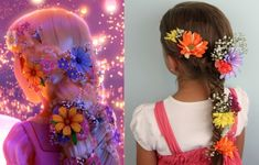 "Official ""Disney-Approved"" Rapunzel Braid  Hairstyle Tutorial..."