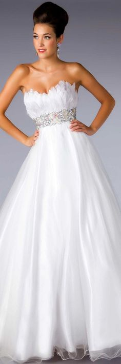 swan gown