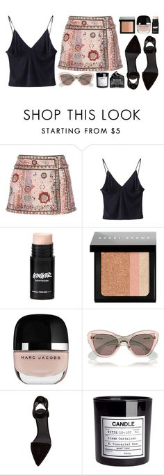 """FILES"" by mariimontero ❤ liked on Polyvore featuring Isabel Marant, Bobbi Brown Cosmetics, Miu Miu, Alexander Wang, H&M and Peter Thomas Roth"